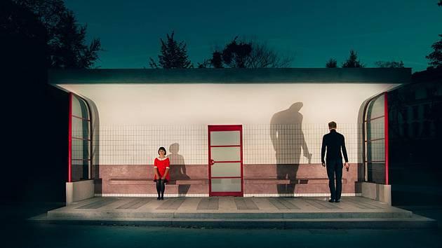 Vítězný noční snímek Jedovnického fotografa Miloše Nejezchleba. Z cyklu Stronger.