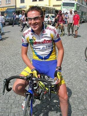 Cyklista Martin Mareš