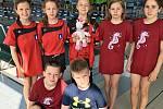 Mladí plavci z Blanska si úspěšně vedli na závodech v Pardubicích a v Hodoníně.