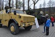 Army day Blansko.