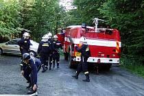 Sbor dobrovolných hasičů má ve Vavřinci tradici.