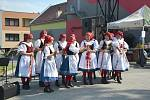 Ostrov u Macochy slavil každoroční hody.