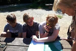 M - exkurze zpestřila výuku matematiky žákům ze Základní školy v Ostrově u Macochy.