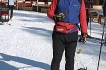 Ředitel základní školy v Letovicích Miloš Randula zdolal devadesátikilometrový Vasův běh už pětkrát.