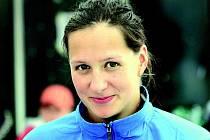plavkyně Silvie Rybářová