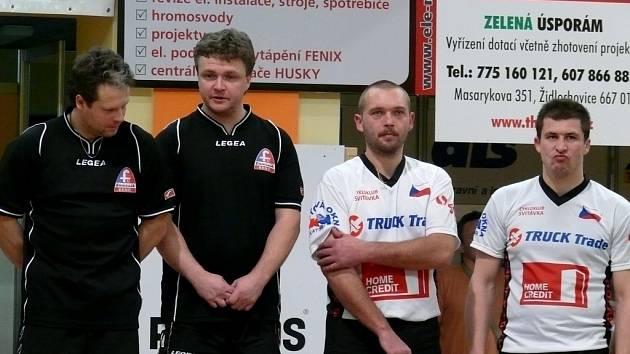 Jiří Hrdlička s Pavlem Loskotem skončili na mistrovství republiky v kolové druzí. Teď jedou jako náhradníci na mistrovstí světa.