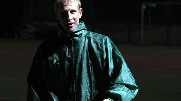 Fotbalistu Martina Sehnala získalo Ráječko.