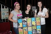 Studenti ze základních a středních škol z Blanenska malovali na téma rasismus, bezdomovectví a extremismus.