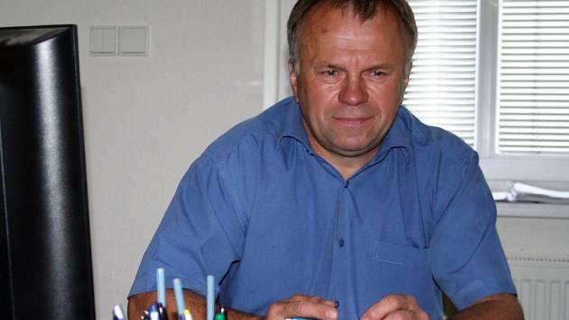 Tomáš Zouhar (na snímku) odstoupil, staronovým starostou Lipovce je František Kopřiva.