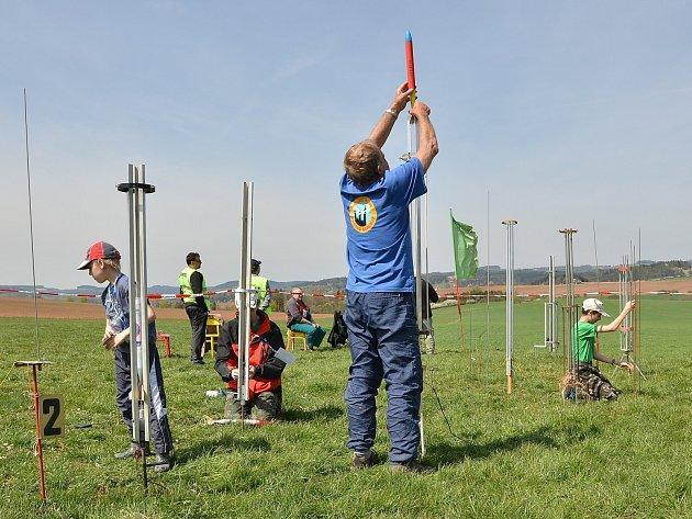 Letovičtí raketomodeláři hostili mistrovství republiky.