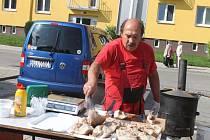 Farmářské trhy se budou v Blansku konat každých čtrnáct dní až do druhé poloviny prosince.
