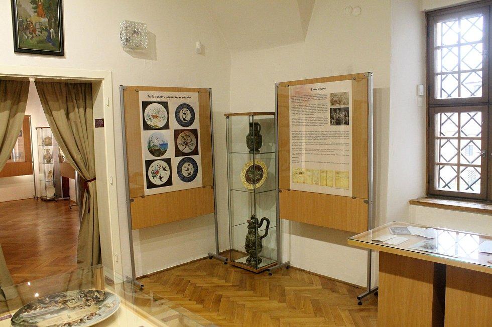 V blanenském muzeu představují Příběh keramiky z Olomučan.