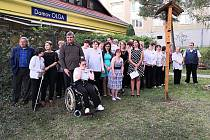 Blanenský Domov Olga slaví jubileum pětadvacet let