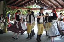 Blanenský Soubor písní a tanců Drahan procestoval se svým vystoupením celou Evropu.