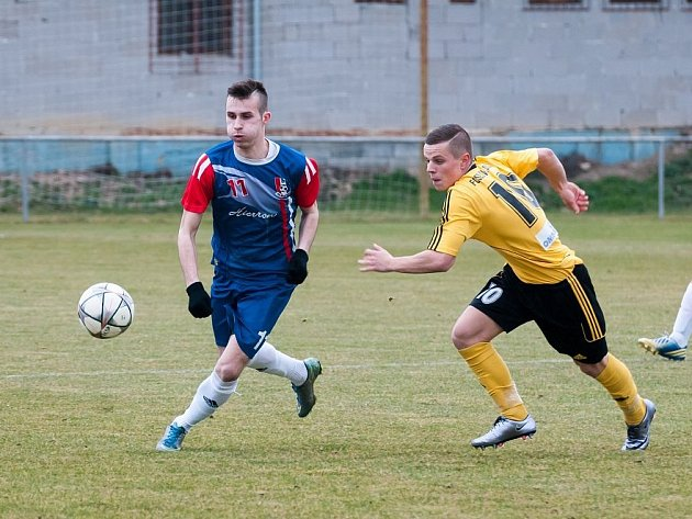Fotbalisté FK Blansko vyhráli jarní premiéru vdivizi. Snajpr Traoré dal dva góly.