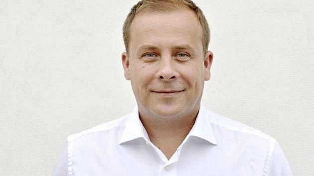 Petr Novotný, starosta Letovic.