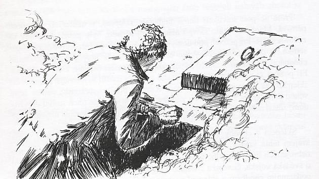 Pověst z Olešnicka: Chodby v Olešnici