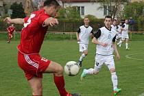 Fotbalisté Kunštátu porazili v derby I. A třídy Boskovice 4:1.