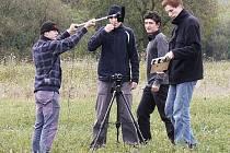 Amatérští filmaři ze sdružení Forleaf.