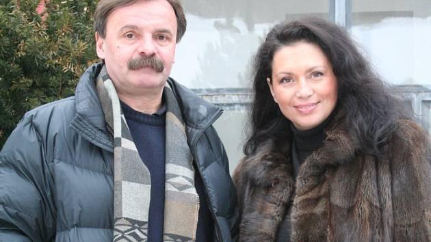 Europoslankyně Jana Bobošíková