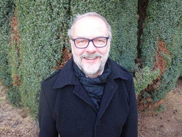 Jan Pořízek (učitel, 61let, Blansko)