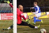 Pivovar Černá Hora Blanensko zatím prochází suverénně novým ročníkem Superligy malého fotbalu. V pátém kole si na domácím hřišti vyšlápl dokonce na obhájce titulu, porazil tým Staropramen Praha 6:3.