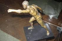 Borghéský gladiátor.