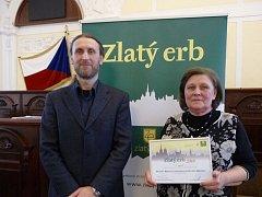 V kategorii Smart City a nejlepší elektronická služba vybojoval Mapový a informační portál obce Skrchov třetí místo.