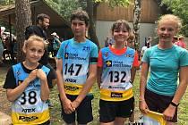 Mladí blanenští biatlonisté úspěli na regionáním letním klání v Bystřici pod Hostýnem.