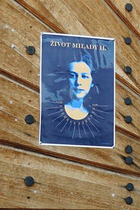 Vzpomínka na Miladu Horákovou.