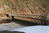 Obleva a déšť zvedly na Blanensku hladiny řek. Na řece Svitavě vyhlásili vodohospodáři první stupeň povodňové aktivity. Stejně jako na říčce Křetínce.