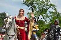 Umění zručných řemeslníků a krásu ušlechtilých koní mohli o víkendu obdivovat návštěvníci Panské zahrady v Kunštátu.