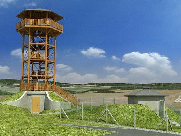 Obec Žernovník má v plánu postavit novou rozhlednu.