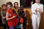 Katolický dům v Blansku hostil v neděli maškarní karneval pro děti.