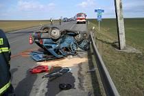Havárie u Boskovic.