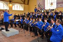 Velký dechový orchestr Základní umělecké školy Letovice zazářil na mezinárodním festivalu v Praze. V konkurenci třinácti dechových orchestrů získal zlaté pásmo s vyznamenáním.