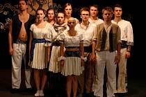 Byla cesta ušlapaná. Příběh o lásce, přátelství a kořalce na lidovou notu. Představení publiku zahrají ochotníci z blanenského divadla Kolárka.