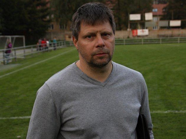 Fotbalisty Bořitova povede Radek Sedláček.