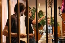 Bubenická show souboru Wild Sticks v Adamově.