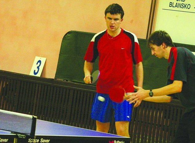 Stolní tenisté mají za sebou všechna kola  okresní soutěže. Výrazně se nedařilo hráčům Svitávky, kteří sestoupili ve všech soutěžích.