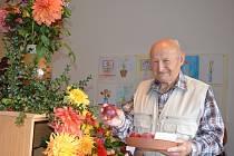 V domě zahrádkářů ve Velkých Opatovicích mohli návštěvníci v neděli obdivovat ovoce, zeleninu i květy.