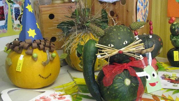 Výstava ovoce a zeleniny v Kozojídkách