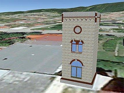 Lidé si na mapě nově prohlédnou Galerii Ve Věži (na snímku), památník Karoliny Meineke a zříceninu hradu Blansek. Ale mělo jich být více.