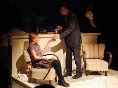 Boskovické divadlo Naboso vyhrálo divadelní Hobblík v Hodoníně. S inscenací Lhář.