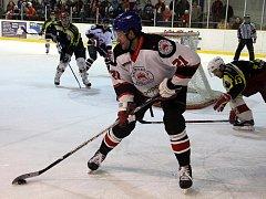 Boskovičtí hokejisté porazili v semifinále krajské ligy Velkou Bíteš a postoupili do finále.