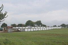 Ve Vavřinci staví nový hřbitov s kapacitou 350 hrobů.