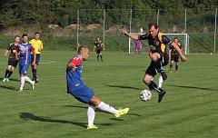 Fotbalisté Blanska remizovali s Tasovicemi 2:2.