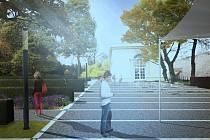 Méně keřů, ale naopak více stromů a květin. Opravené cestičky, schodiště a zahradní jezírko. Do takové podoby se má změnit park v okolí zámeckého skleníku v Boskovicích. Je hotová studie parku, město vybíralo ze tří variant návrhů.