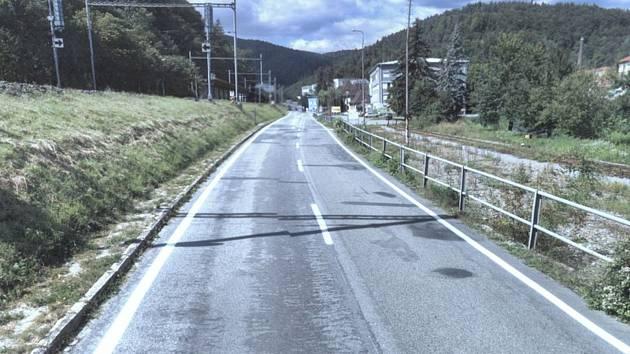 V Adamově opravy silnice omezí provoz.
