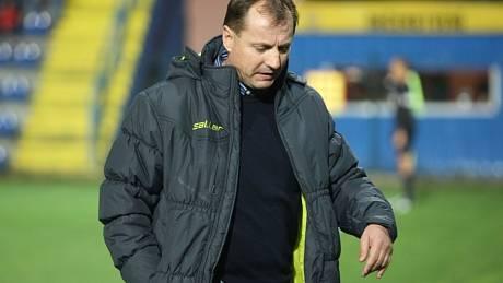 Martin Pulpit zažil poprvé v roli trenéra Blanska hořkost porážky.